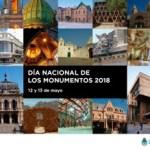 Día Nacional de los Monumentos 2018 - 12 y 13 de mayo