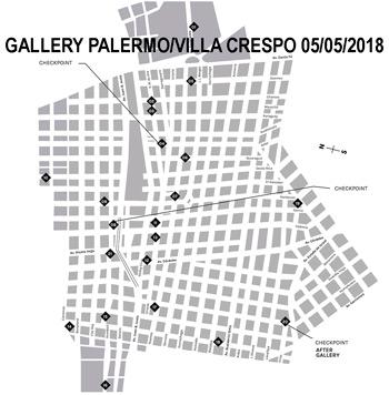 Gallery Day 05 de mayo 2018 en Palermo y Villa Crespo