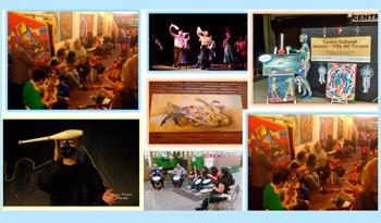 Agenda del mes de julio 2018 del Programa Cultural en Barrios