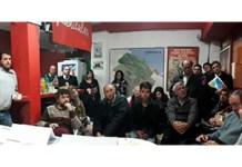 charla sobre la COBERTURA PORTEÑA DE SALUD en el Ateneo de la Democracia