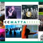 Programación Julio-Agosto del CCMATTA Palermo