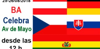 BA Celebra a Alemania, Austria, Eslovaquia, República Checa y Bolivia