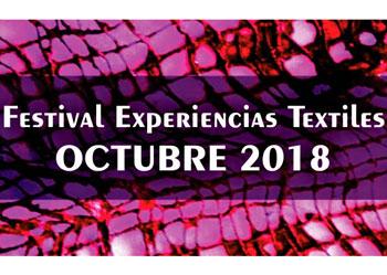 Festival Experiencias Textiles