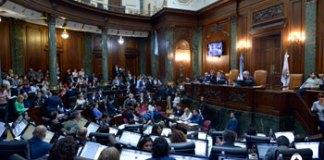 La Legislatura aprobó la ampliación del Aeroparque