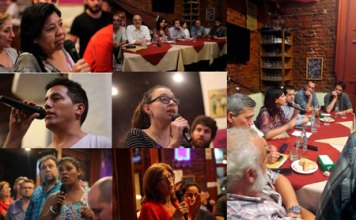 Legisladores de Unidad Ciudadana se reunieron con vecinos de Palermo