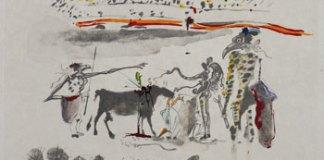 Copia de Dalí Tauromaquia surrealista .Los papagayos JPG.Los papagayos JPG