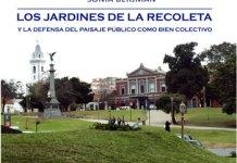 Los jardines de la Recoleta y la defensa del Paisaje como Bien Colectivo