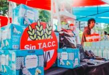 SIN TACC en Palermo sábado 3 y domingo 4 de noviembre 2018