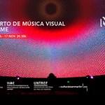 Concierto de Música Visual en Fulldomeen el Planetario