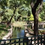 Lago Alligator visto desde la entrada