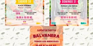 Mercado Sabe la Tierra vuelve a Palermo