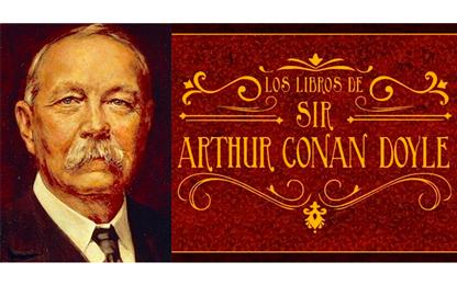"""""""Los libros de sir Arthur Conan Doyle"""" en la Biblioteca Nacional"""