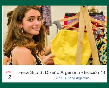 Vuelve la Feria Sí o Sí al barrio de Caballito