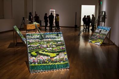 La Marca Original: Arte Argentino en el CCK Obra de Laura Szenkierman