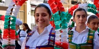 BA Celebra a la colectividad vasca el domingo 12 de mayo en la Av. de Mayo