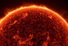 """""""Aquí viene el Sol"""" charla del Dr. Alberto Marcos Vásquez en el Planetario"""