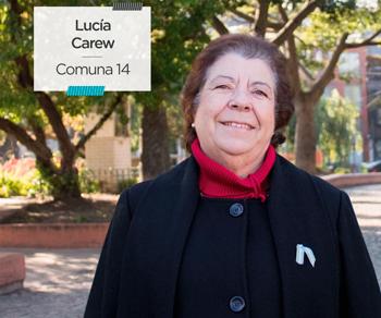 Lucía Carew
