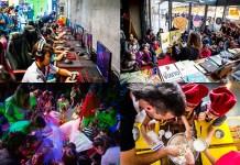 Cada edad tiene actividad en la Ciudad durante las Vacaciones de Invierno
