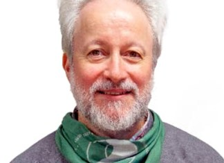 Martín Rampoldi precandidato en la Comuna 14