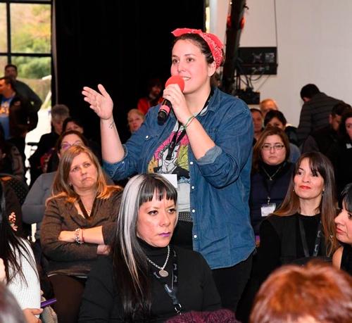 María Paz Carreira Griot precandidata en la Comuna 14