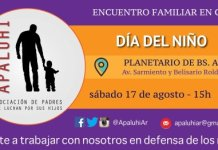 En el Día del Niño Ongs de padres y abuelos convocan al Planetario