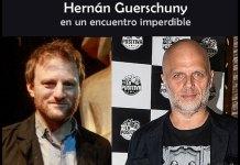 Sebastián Wainraich y Hernán Guerschuny