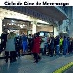ciclo de cine de Mecenazgo