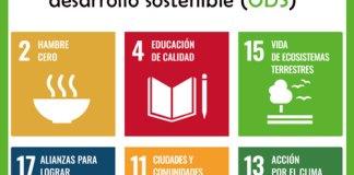 El Jardín Botánico contribuye a los objetivos de desarrollo sostenible (ODS)