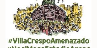 La Justicia falló en contra de los vecinos de Villa Crespo