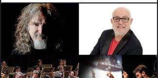 La Orquesta Nacional de Música Argentina, con Juan Carlos Baglietto