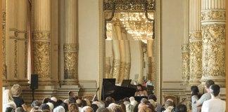 """Concierto gratis en el Salón Dorado del Teatro Colón en la Semana """"Orgullo BA"""""""