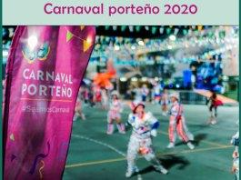 Carnaval porteño 2020 en febrero y marzo en la Ciudad
