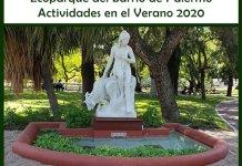 Actividades en el Ecoparque - Verano 2020