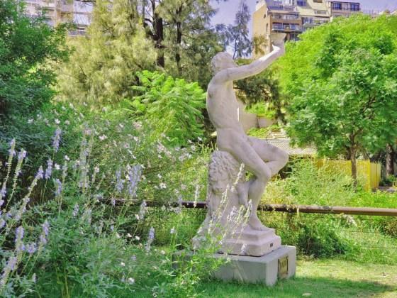 """Ecoparque - """"Dios Baco"""", de Charles Veeck"""