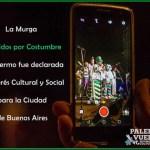 """Interés Cultural y Social a la murga """"Atrevidos por Costumbre de Palermo"""""""