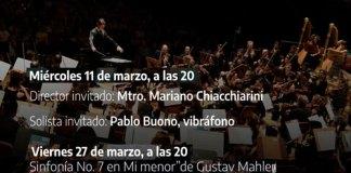 La Orquesta Sinfónica Nacional inicia su Temporada de Conciertos 2020