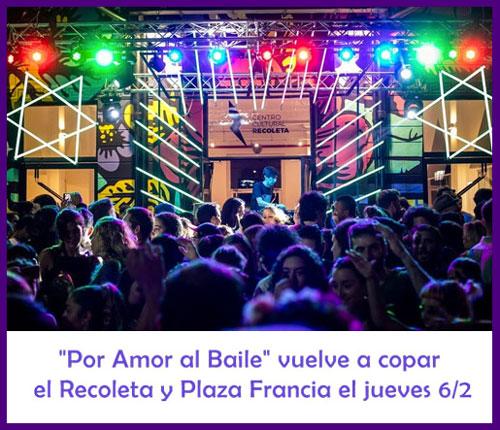 """nueva edición de """"Por Amor al Baile"""""""