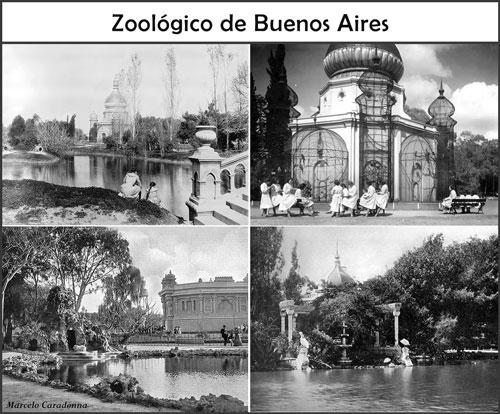 Zoológico de Buenos Aires Eduardo Ladislao Holmberg