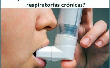 Pacientes con enfermedades respiratorias crónicas frente al COVID-19
