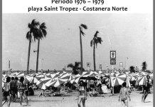 Cronología 1975-1979 Playa Saint Tropez - Costanera Norte