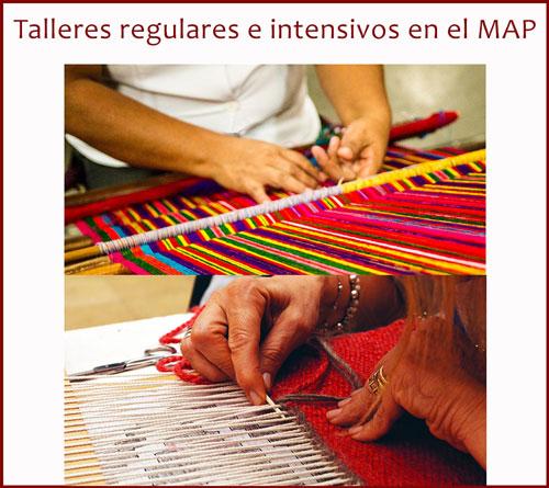 Talleres Intensivos y Regulares en el Museo de Arte Popular José Hernández