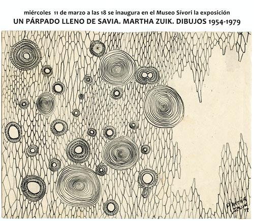 Martha Zuik. Dibujos 1954–1979