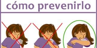 Coronavirus prevención
