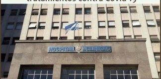 Hospital de Clínicas se suma al proyecto Solidarity