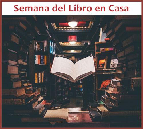 """Cultura en Casa presenta """"Semana del Libro en casa"""" - Palermo Mio"""