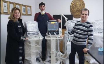 Nuevos respidadores para la Fundación Fernández