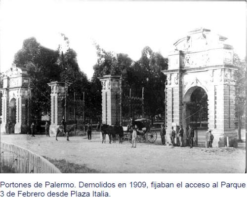 Portones de Palermo