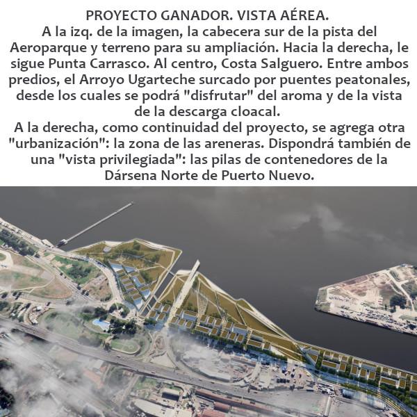 Proyecto ganador PUNTA CARRASCO / COSTA SALGUERO