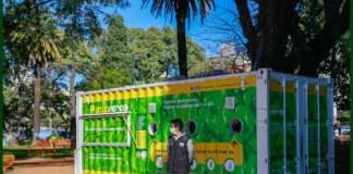 Los Puntos Verdes de la Ciudad ya están en funcionamiento