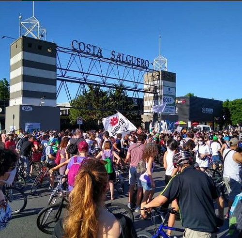 La AP por la rezonificación de Costa Salguero con más de 7000 inscriptos